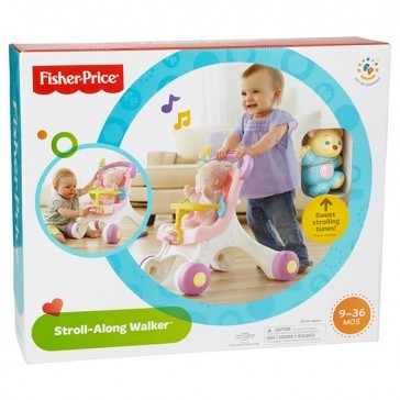 Fisher Price Stroll Along Baby Walker Toys City Australia