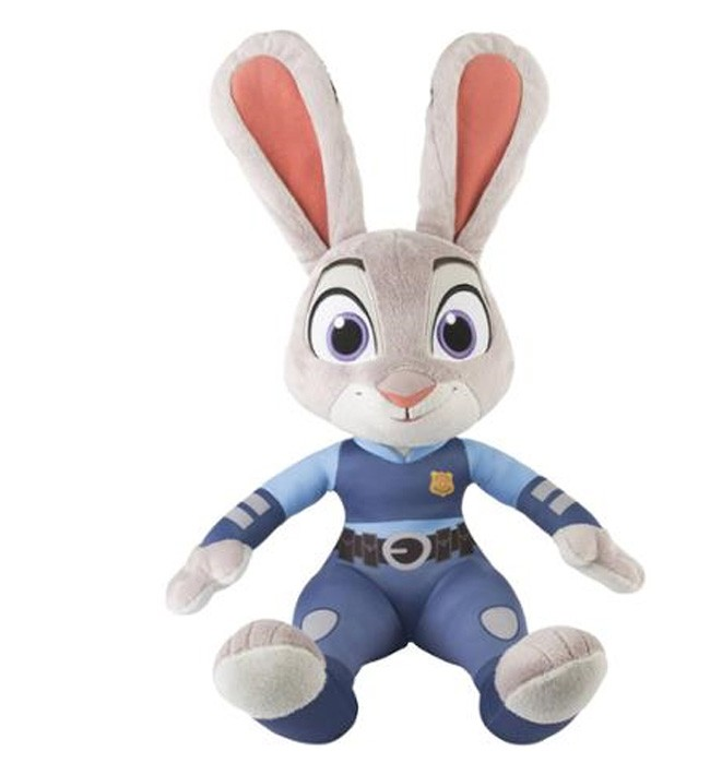 Officer Judy Hopps Plush Large Zootopia Toy 16