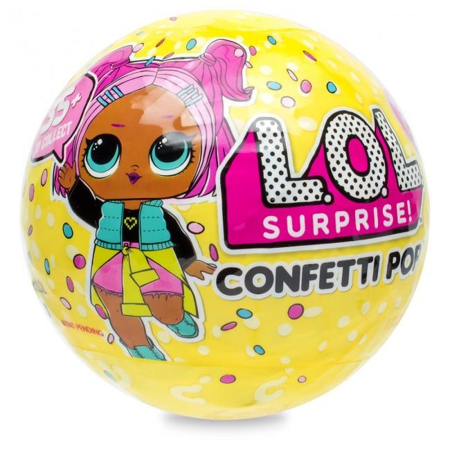 Lol Surprise Confetti Doll Pop Series 3