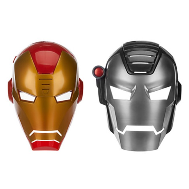 Iron man 2 in 1 War Machine Mask with Sounds - Marvel Avengers