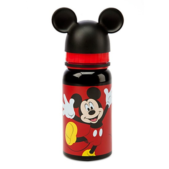 Disney Mickey Mouse Water Bottle Bpa Free Aluminum Toys