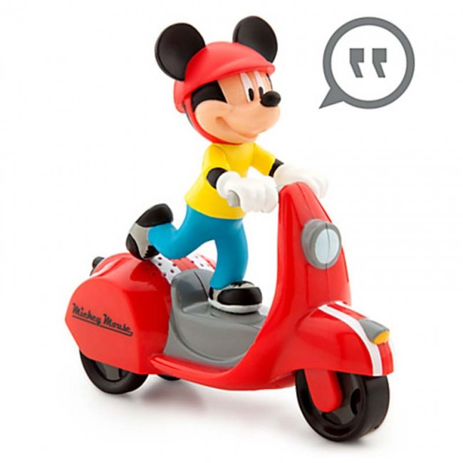 Mickey Mouse Talking Wind Up Toy Toys Store Australia