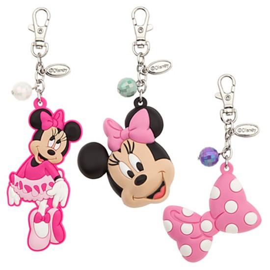 Disney Minnie Mouse Bag Charms Set Toys City Australia