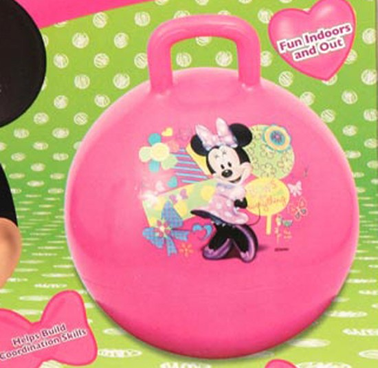 Disney Minnie Mouse Hopper Ball Toys