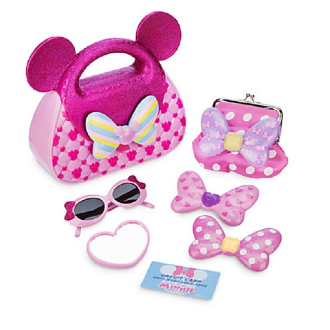 Minnie Mouse Purse Toy Play Set