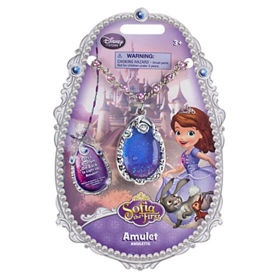 Princess Sofia The First Costume Accessories Amulet