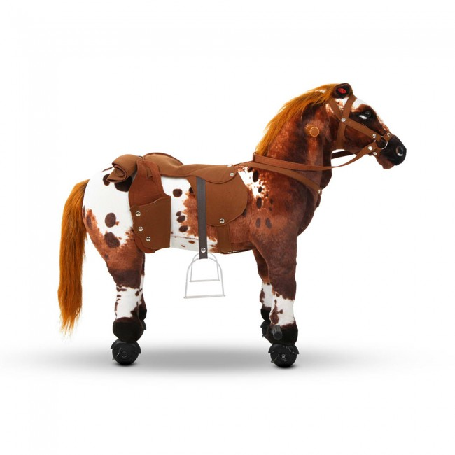 Ride On Toy Horse Pony Walking Horse Toy Walking Toy