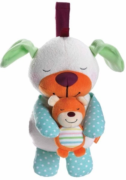 Infantino Soothe Amp Snuggle Puppy