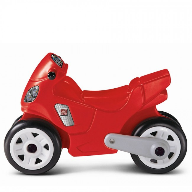 Step2 Red Motorcycle Ride On Toys