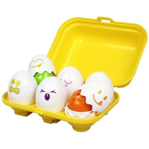 Tomy Hide And Squeak Eggs Kids Toy
