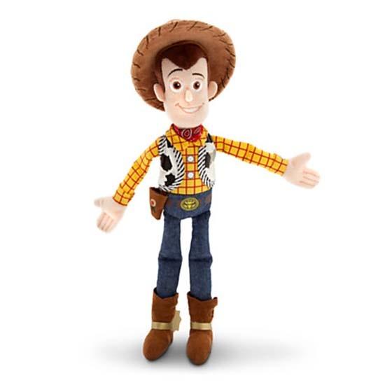 Toy Story Sheriff Woody Plush Toy 30cm Disney Soft Doll Cowboy