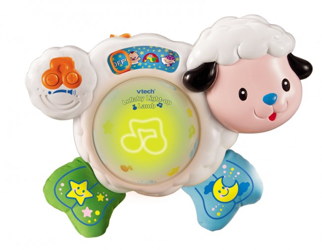 Vtech Baby Lullaby Light Up Lamb Toys City Australia