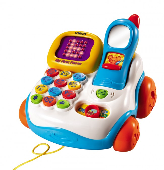vtech my first phone toy