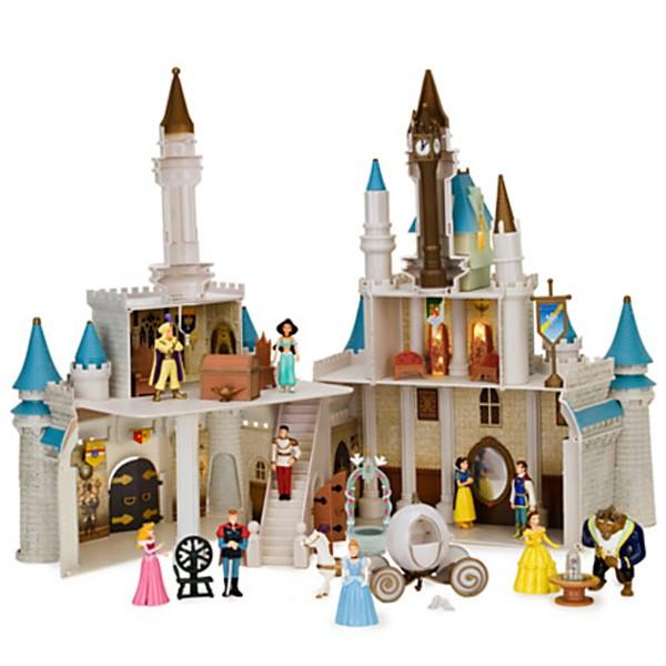 Disney Princess Cinderella Castle