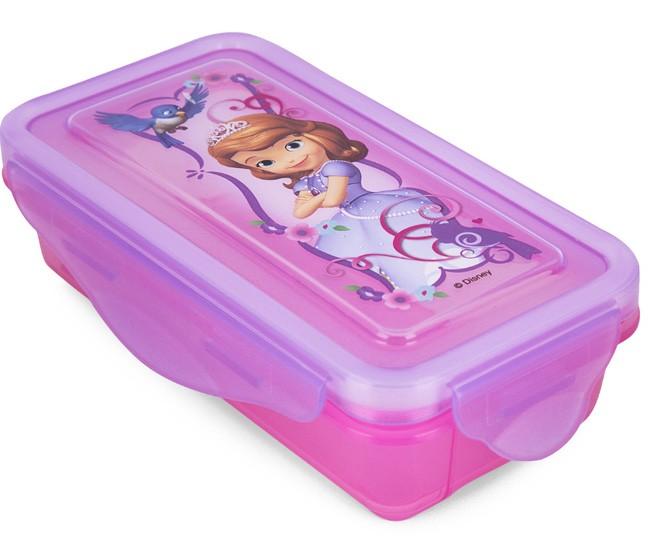 Zak Princess Sofia The First 4 Piece Lunch Box Set