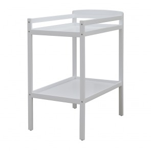 Bristol 2 Tier Change Table - White