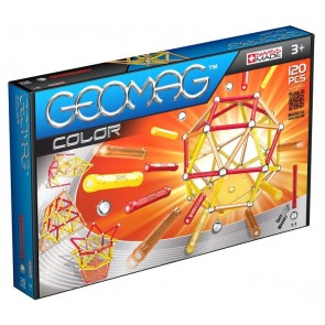 Geomag classic Colour 120 magnetic construction set