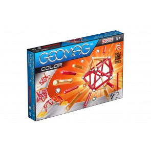 geomag geometric shapes magnet toy