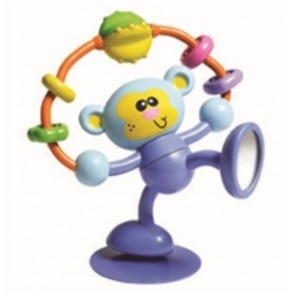 infantino baby highy chair rattle toy