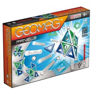 Geomag Panels 68 Magnetic toy