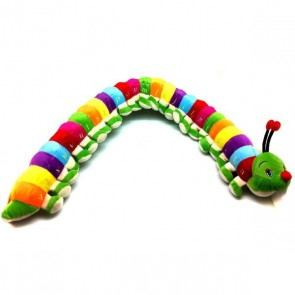 AbC Caterpillar Plush Toy