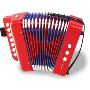Accordian music instrument by Vilac