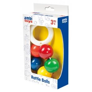 Rattle Balls Toy