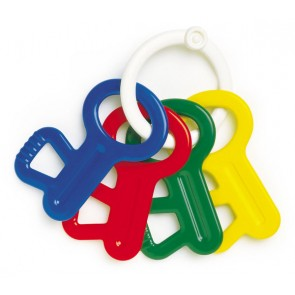 First Key ambi Toy baby rattle
