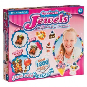 Aquabeads Jewels - Party Food Set