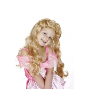 auroa wig hair kids disney princess