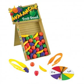 Fruit Stand Game learning toy