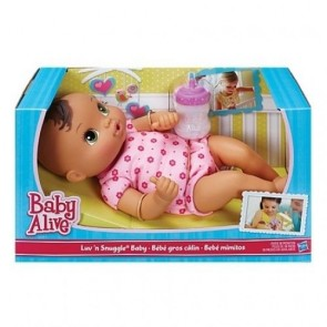 Baby Alive Luv N Snuggle Baby