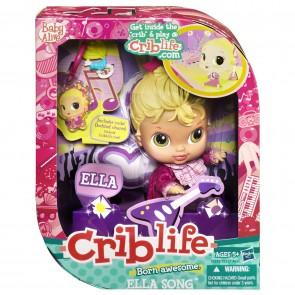Baby Alive - Crib Life - Ella Song