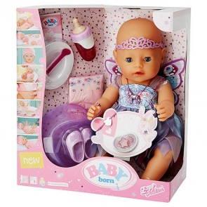 Baby Born Interactive Doll - Wonderland