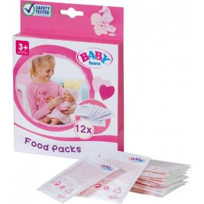 Baby Born Food Packs