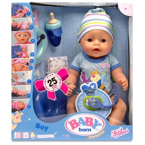 Baby Born Interactive Kids Doll