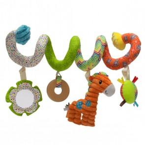GaGa Spiral Activity Toy - Farm