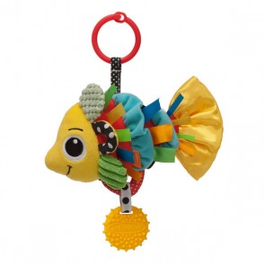 Baby Pram Toy Linking Jittery Fish