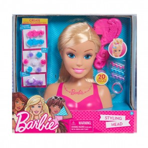 Barbie Styling hair Head toy