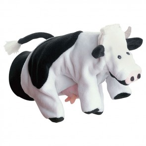 Cow Puppet Beleduc Toy