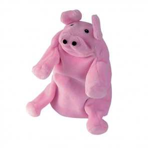 Pig Puppet Beleduc Toy