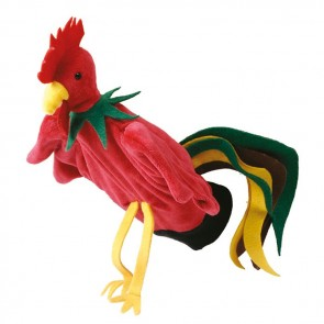 Rooster Puppet Beleduc Toy
