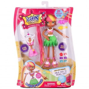 Betty Spaghetty Mix and Match Hula Zoey