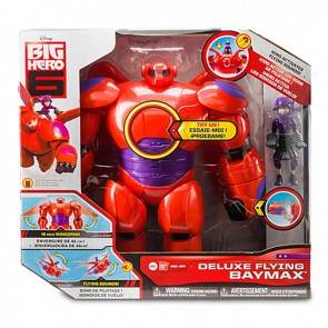 big hero 6 baymax deluxe play set