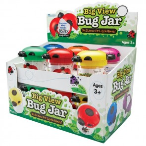 Big View Bug Jars Set of 12 A