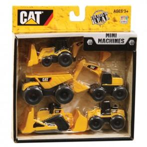 CAT Mini Machines builder truck