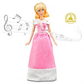 Princess Cinderella Doll singing