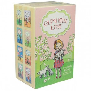 Clementine Rose 8 Book Set