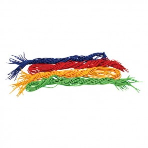 Coloured Filo Laces 48 Pcs