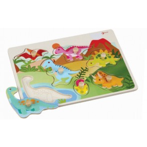 Dinosaur Puzzle Toy Classic World
